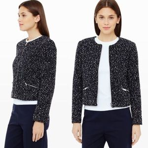 Club Monaco | Wool Blend Nemi Bouclé Jacket NWT